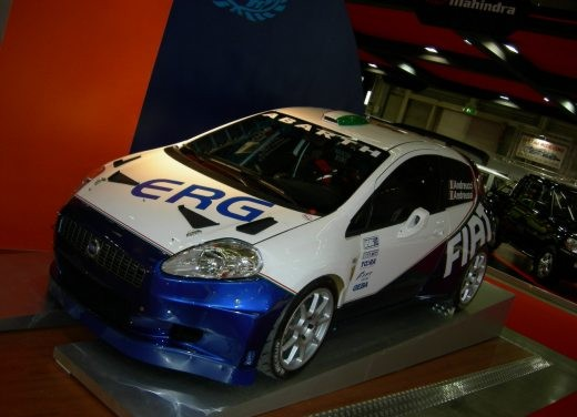 Fiat al Motor Show di Bologna 2006 - Foto 11 di 21