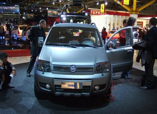 Fiat al Motor Show di Bologna 2006 - Foto 12 di 21