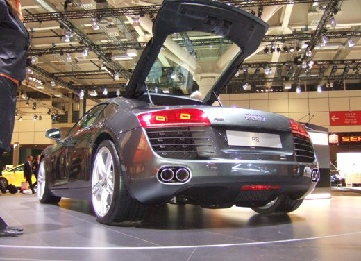 Audi al Motor Show di Bologna 2006 - Foto 17 di 20