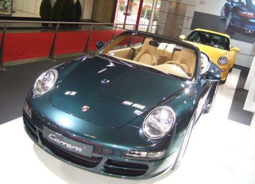 Porsche al Motor Show di Bologna 2006 - Foto 15 di 22