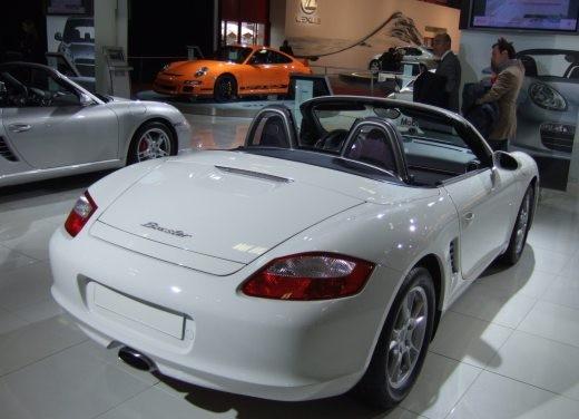 Porsche al Motor Show di Bologna 2006 - Foto 21 di 22