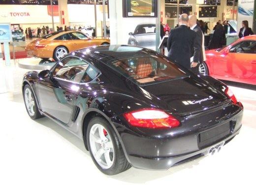 Porsche al Motor Show di Bologna 2006 - Foto 6 di 22