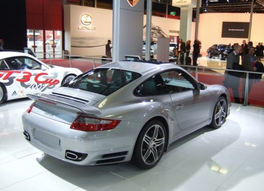 Porsche al Motor Show di Bologna 2006 - Foto 8 di 22