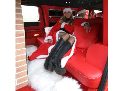 Hummer H2 Christmas by Geiger - Foto 8 di 10