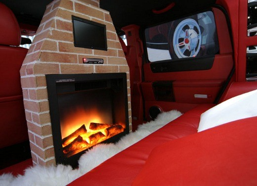 Hummer H2 Christmas by Geiger - Foto 9 di 10