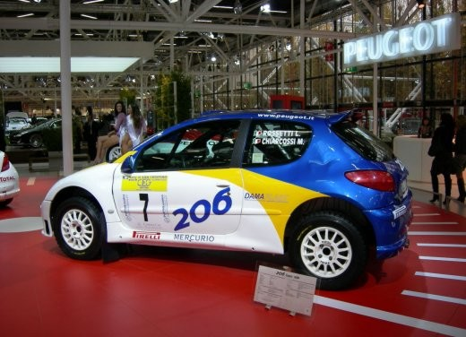 Peugeot al Motor Show di Bologna 2006 - Foto 21 di 22