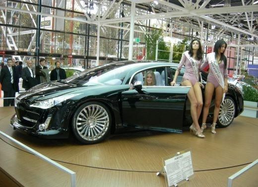 Peugeot al Motor Show di Bologna 2006 - Foto 2 di 22