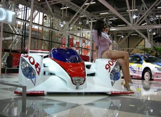 Peugeot al Motor Show di Bologna 2006 - Foto 18 di 22