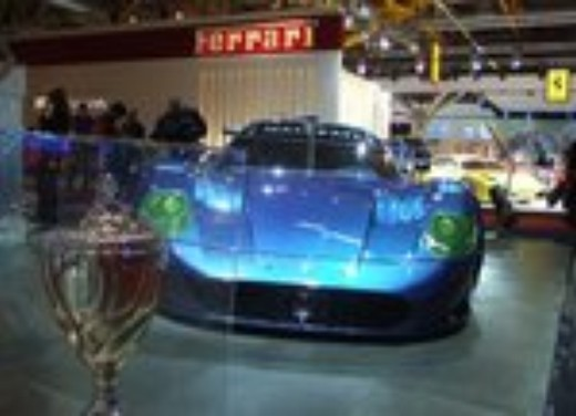 Maserati al Motor Show di Bologna 2006 - Foto 1 di 11