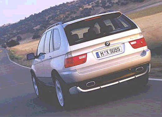 bmw – x5 4.6is