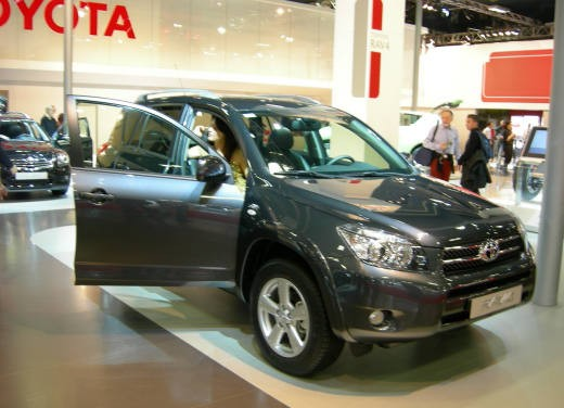 Toyota al Motor Show di Bologna 2006 - Foto 8 di 19