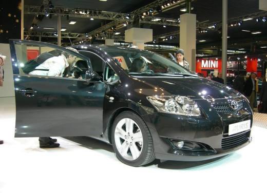 Toyota al Motor Show di Bologna 2006 - Foto 11 di 19