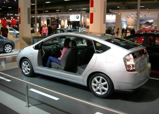 Toyota al Motor Show di Bologna 2006 - Foto 15 di 19