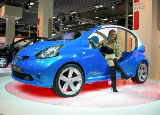 Toyota al Motor Show di Bologna 2006 - Foto 17 di 19