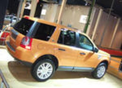 Land Rover al Motor Show di Bologna 2006 - Foto 1 di 10