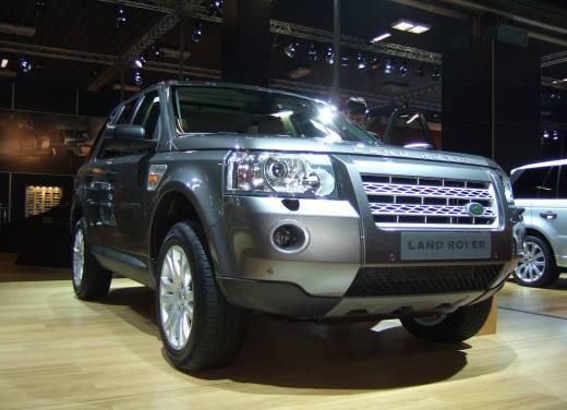 Land Rover al Motor Show di Bologna 2006 - Foto 5 di 10