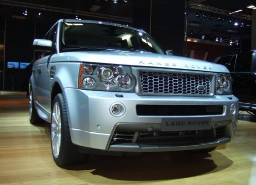 Land Rover al Motor Show di Bologna 2006 - Foto 6 di 10