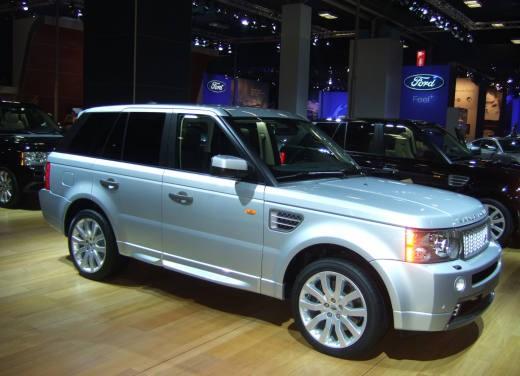 Land Rover al Motor Show di Bologna 2006 - Foto 7 di 10