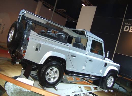 Land Rover al Motor Show di Bologna 2006 - Foto 10 di 10
