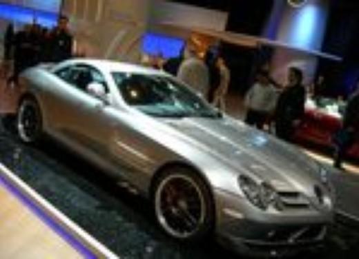 Mercedes al Motor Show di Bologna 2006 - Foto 1 di 20