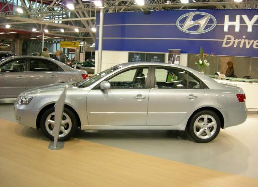 Hyundai al Motor Show di Bologna 2006 - Foto 6 di 14