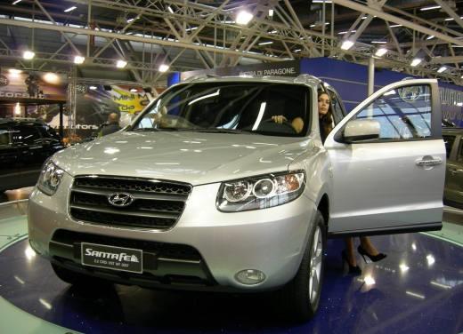 Hyundai al Motor Show di Bologna 2006 - Foto 10 di 14
