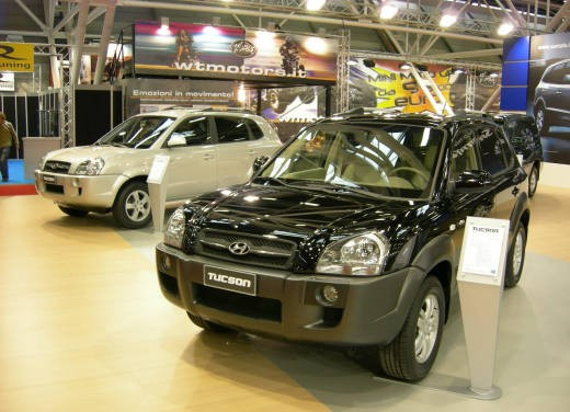 Hyundai al Motor Show di Bologna 2006 - Foto 11 di 14