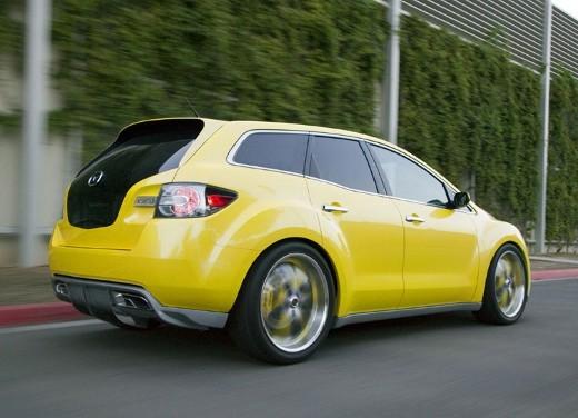 Mazda CX-7 Adrenaline Concept - Foto 2 di 9