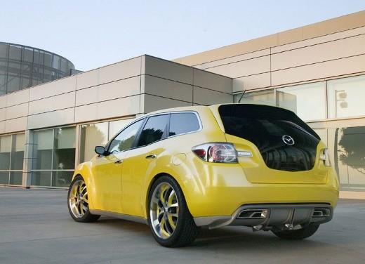 Mazda CX-7 Adrenaline Concept - Foto 4 di 9