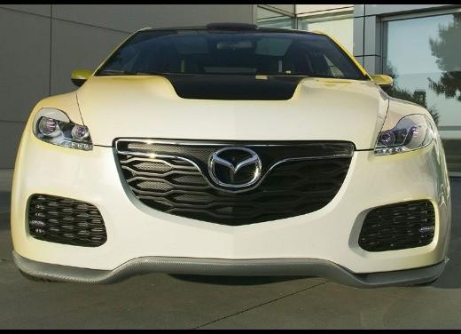 Mazda CX-7 Adrenaline Concept - Foto 5 di 9