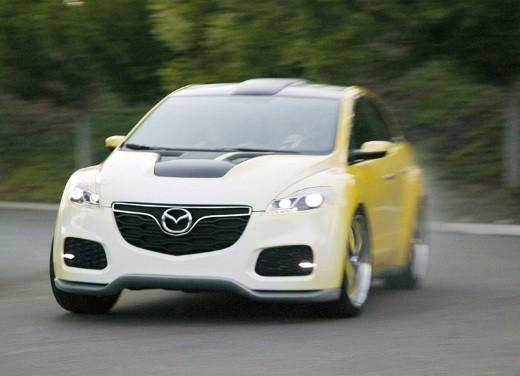 Mazda CX-7 Adrenaline Concept - Foto 6 di 9