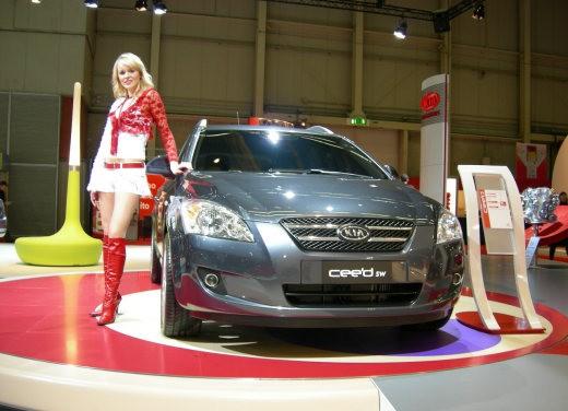 kia al Motor Show di Bologna 2006 - Foto 2 di 14