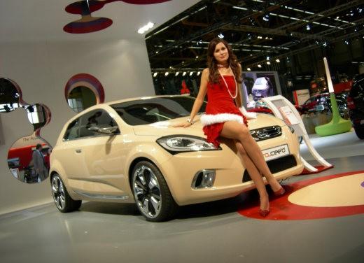 kia al Motor Show di Bologna 2006 - Foto 10 di 14