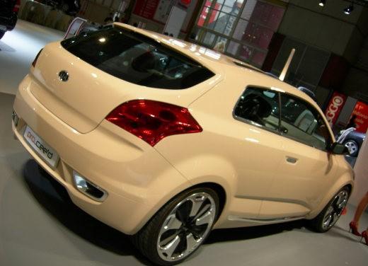 kia al Motor Show di Bologna 2006 - Foto 13 di 14