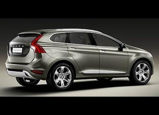 Volvo XC60 Concept - Foto 3 di 22