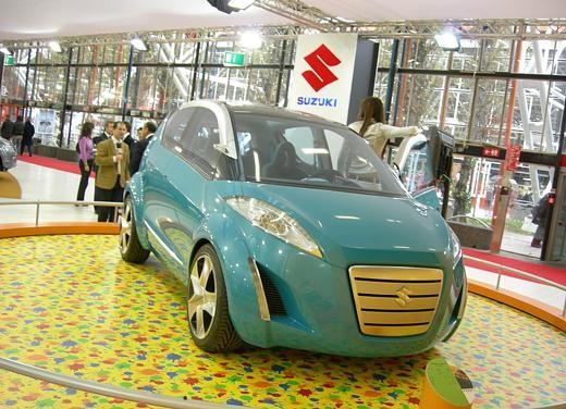 Suzuki al Motor Show di Bologna 2006 - Foto 20 di 33