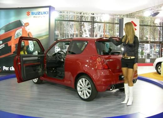 Suzuki al Motor Show di Bologna 2006 - Foto 27 di 33