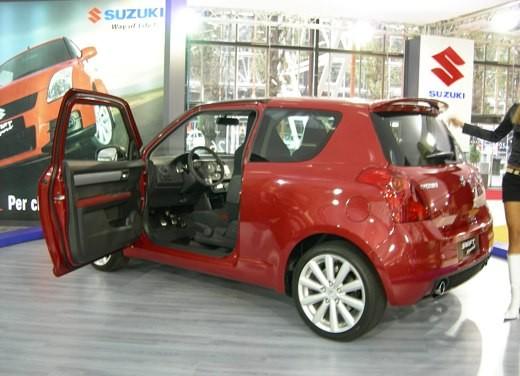 Suzuki al Motor Show di Bologna 2006 - Foto 29 di 33