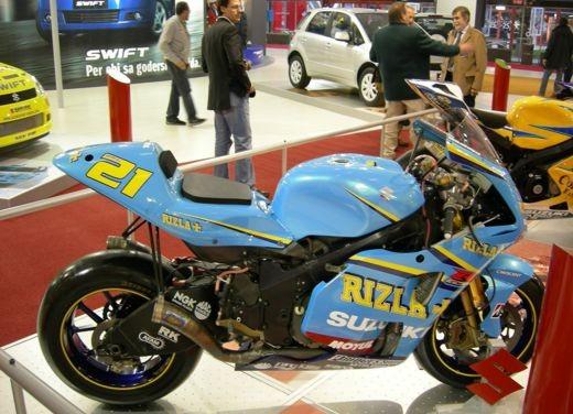 Suzuki al Motor Show di Bologna 2006 - Foto 32 di 33