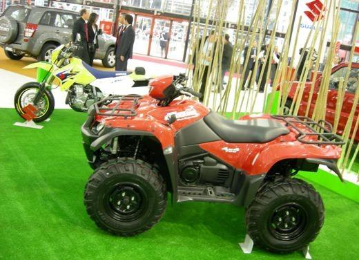 Suzuki al Motor Show di Bologna 2006 - Foto 16 di 33