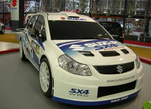 Suzuki al Motor Show di Bologna 2006 - Foto 18 di 33