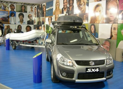 Suzuki al Motor Show di Bologna 2006 - Foto 8 di 33
