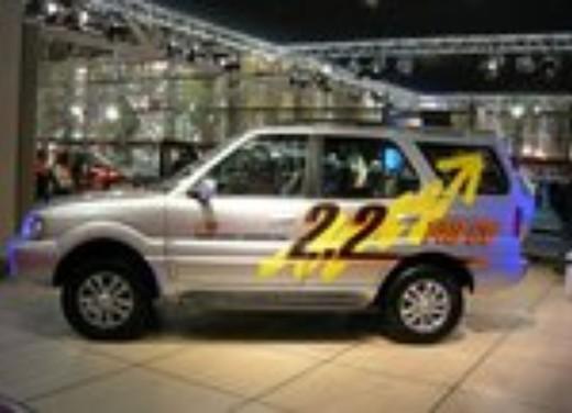 Tata al Motor Show di Bologna 2006 - Foto 1 di 11