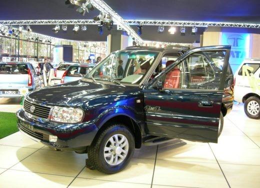 Tata al Motor Show di Bologna 2006 - Foto 9 di 11