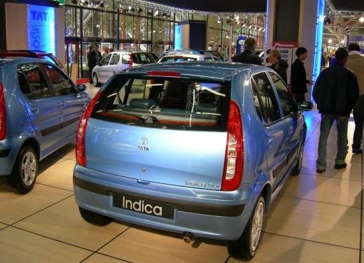 Tata al Motor Show di Bologna 2006 - Foto 10 di 11