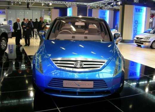 Tata al Motor Show di Bologna 2006 - Foto 11 di 11