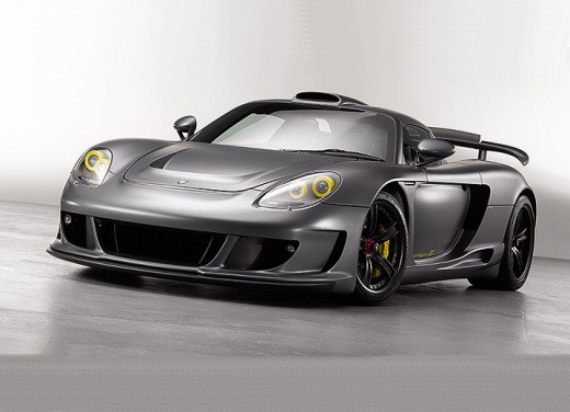 Ultimissime: Porsche Mirage GT B.E. by Gemballa