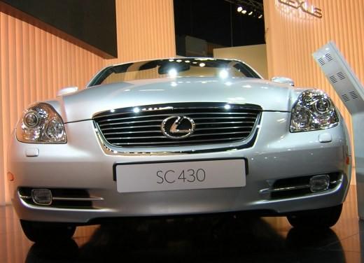 Lexus al Motor Show di Bologna 2006 - Foto 8 di 19