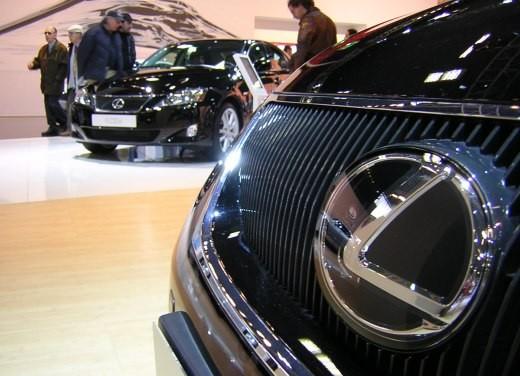 Lexus al Motor Show di Bologna 2006 - Foto 14 di 19