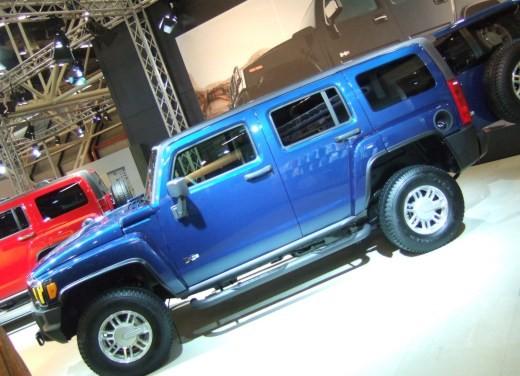 Hummer al Motor Show di Bologna 2006 - Foto 8 di 10